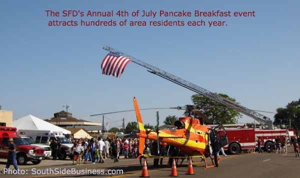 Security Fire Department Pancake Breakfast